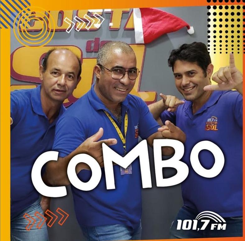 COMBO COSTA DO SOL FM