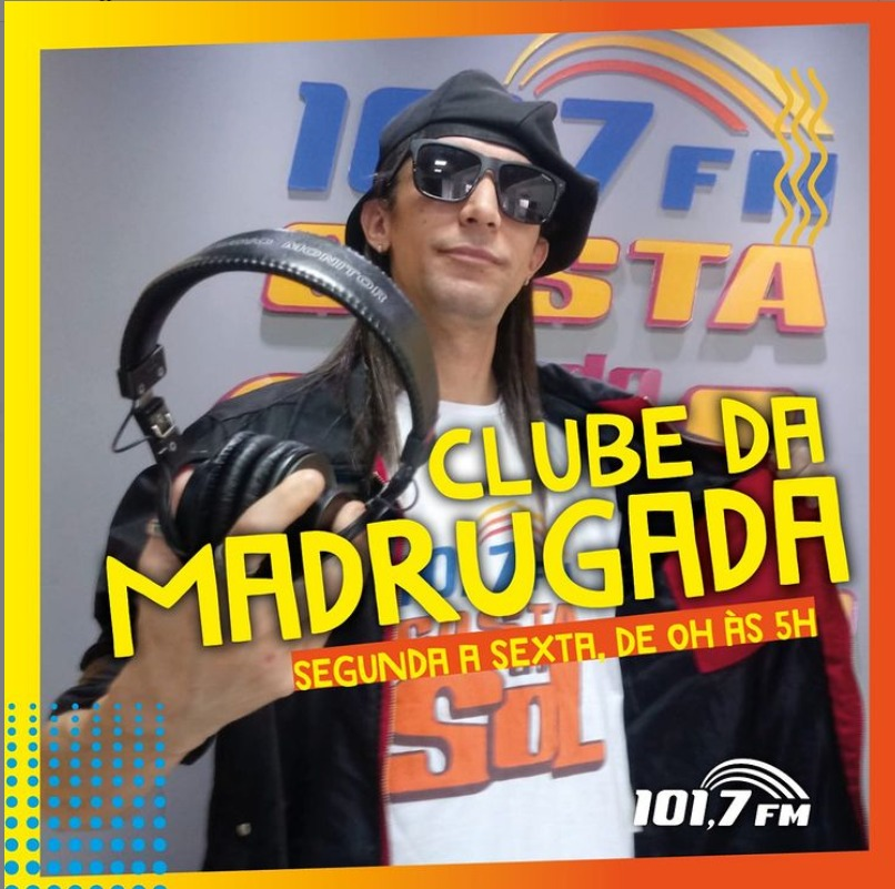 MADRUGADA COSTA DO SOL FM